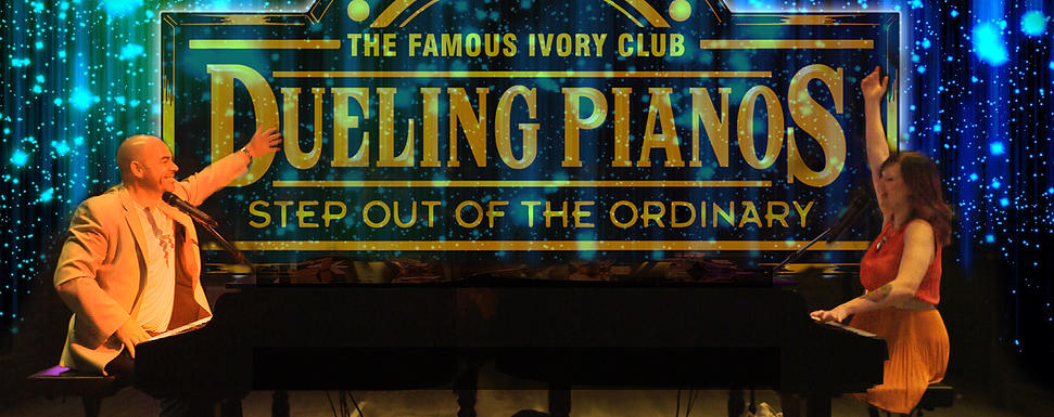 Dueling Pianos - the show